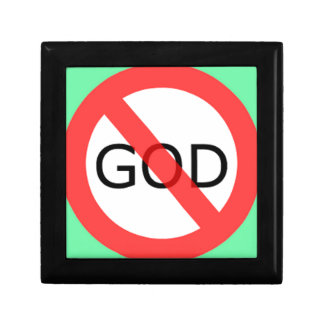 el ateísmo cajas de regalo