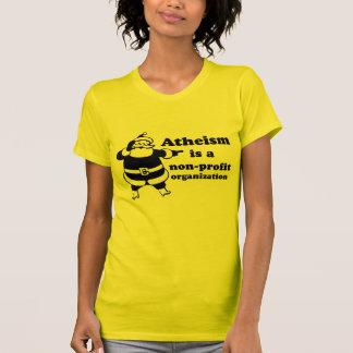 El ateísmo es una organización sin ánimo de lucro playeras