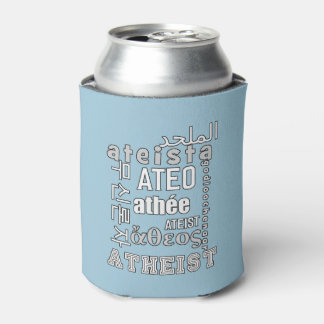 El ateísmo global enfriador de latas
