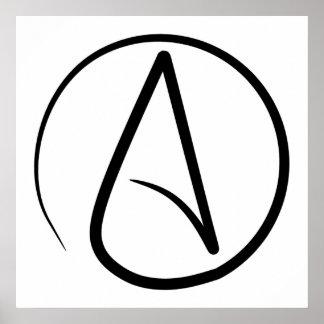 el ateísmo - poster