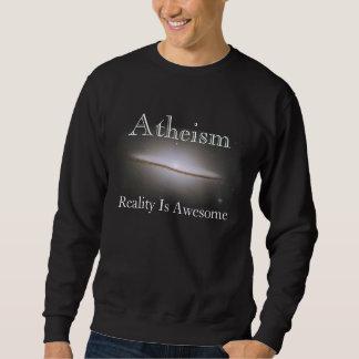 El ateísmo, realidad es impresionante sudaderas encapuchadas