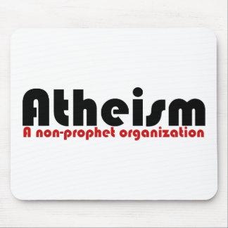 El ateísmo tapete de raton