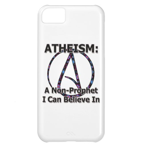 El ateísmo: Un No-Profeta que puedo creer adentro