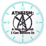 El ateísmo: Un No-Profeta que puedo creer adentro Relojes