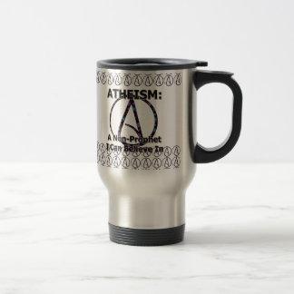 El ateísmo: Un No-Profeta que puedo creer adentro Tazas De Café