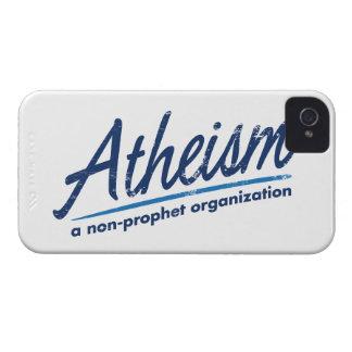 El ateísmo una organización del no-profeta iPhone 4 carcasa