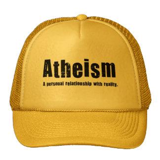 El ateísmo. Una relación personal con realidad Gorras
