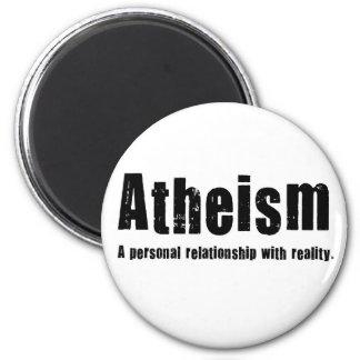 El ateísmo. Una relación personal con realidad Imán Redondo 5 Cm