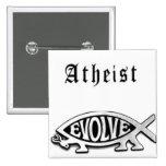 El ateo se desarrolla pin