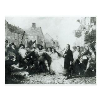 El atestar de John Wesley en Wednesbury Postales