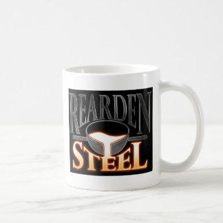 El atlas de acero de Rearden encogió la taza