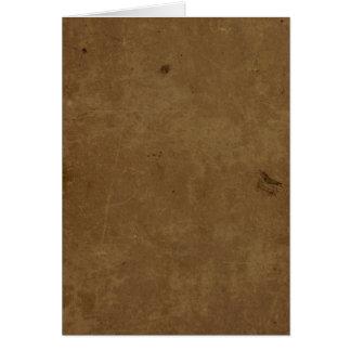 El atlas general de Carey Tarjeta De Felicitación