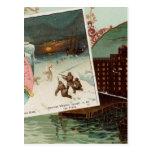 El atlas ilustrado de Arbuckles Postales