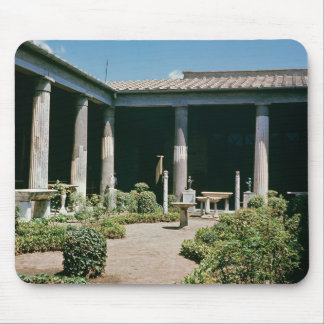 El atrio, casa del Vettii Tapetes De Raton