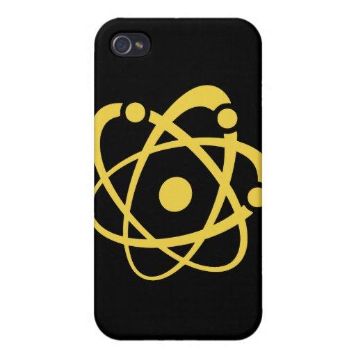 El Au atómico del bingo va va iPhone 4/4S Carcasas