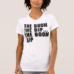 El auge Bip Camisetas