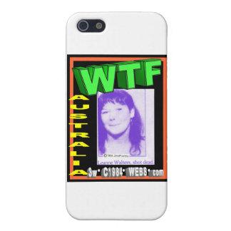 El aUnwin de Allen robó mi foto su no Leanne Walte iPhone 5 Carcasa