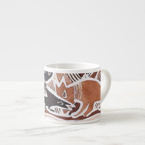El australiano soña #4 - 02 tazas espresso