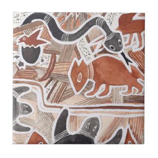 El australiano soña #5 - 01 azulejos ceramicos