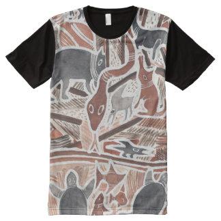 El australiano soña la camisa mítica de la
