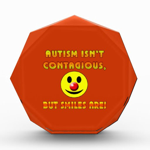 El autismo no es contagioso pero las sonrisas son