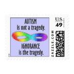El autismo no es sellos de una tragedia