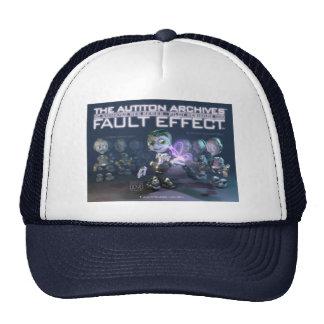 El Autiton Archives™ critica el gorra de Effect™