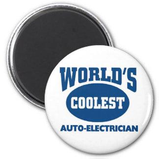 El auto-electricista más fresco imán para frigorifico