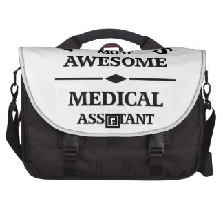 El auxiliar médico más impresionante del mundo bolsas para portátil