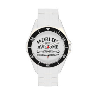 El auxiliar médico más impresionante del mundo relojes de mano