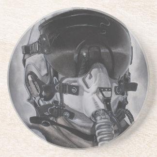 El aviador posavaso para bebida