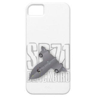 El avión de espía supersónico más rápido Mirlo SR iPhone 5 Case-Mate Protectores