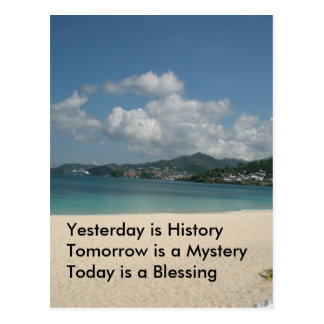 El ayer es historia tarjetas postales