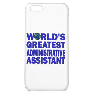El ayudante administrativo más grande del mundo