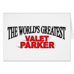 El ayudante de cámara más grande Parker del mundo Felicitaciones