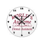 El ayudante de dentista más impresionante del mund reloj