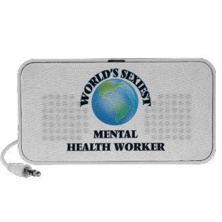 El ayudante de la sanidad mental más atractivo del altavoz