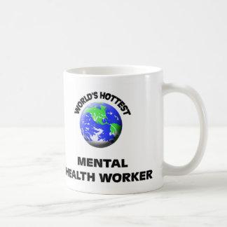 El ayudante de la sanidad mental más caliente del