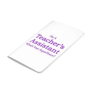 El ayudante del profesor cuadernos