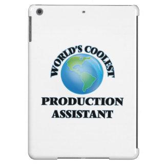 El ayudante más fresco de la producción del mundo