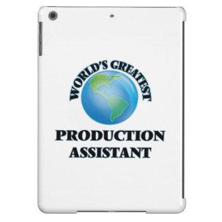 El ayudante más grande de la producción del mundo