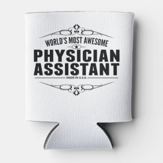 El ayudante más impresionante del médico del mundo enfriador de latas
