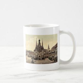 El ayuntamiento Wernigerode Hartz Alemania pH r Taza De Café