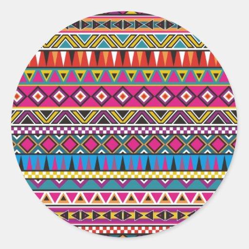 El Azteca inspiró el modelo Etiqueta Redonda