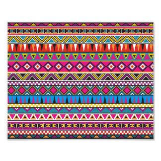 El Azteca inspiró el modelo Impresión Fotográfica