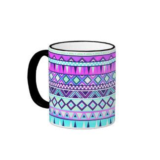 El Azteca inspiró el modelo Taza A Dos Colores
