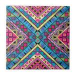 El Azteca inspiró el modelo Teja Ceramica