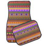 El Azteca tribal raya forma de vida del sudoeste d