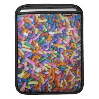 El azúcar asperja fundas para iPads