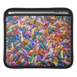 El azúcar asperja mangas de iPad